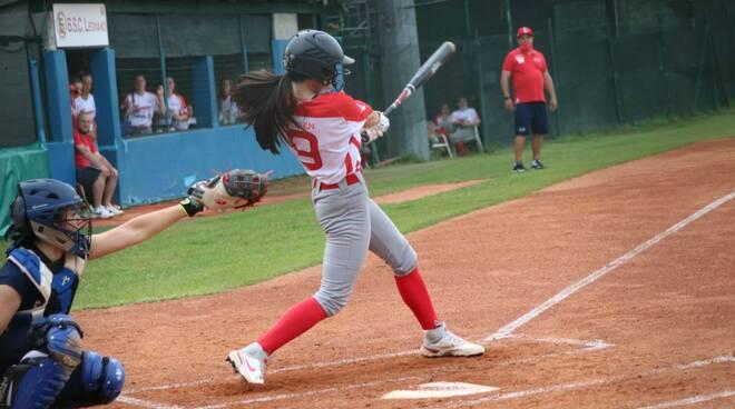 Legnano Softball-Crocetta Softball