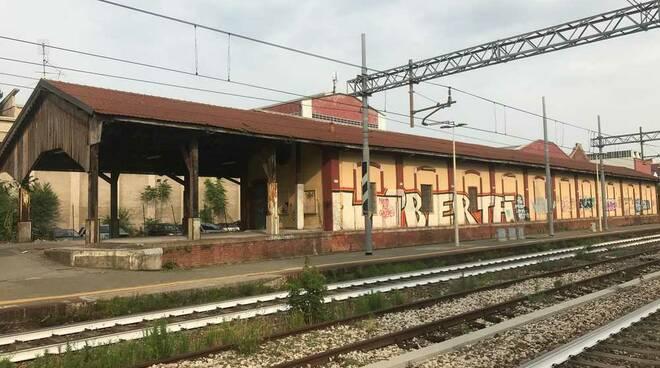Magazzino merci stazione di Legnano