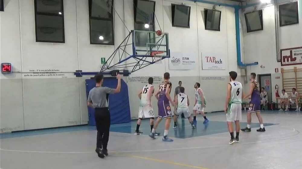 Marnate-WIZ Legnano 91 gara 2 playoff