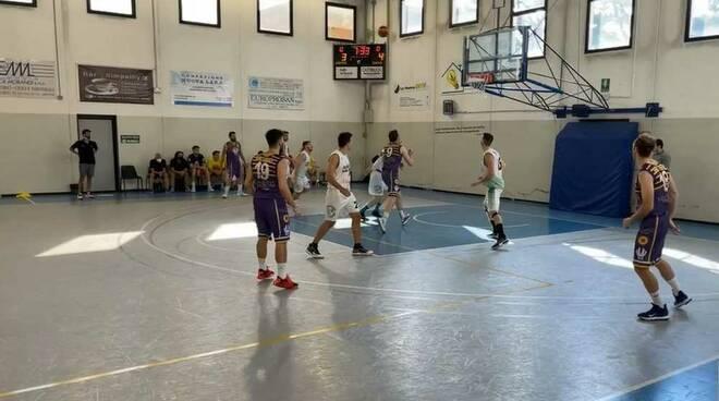 Marnatese Basket- WIZ Legnano '91 66 - 68