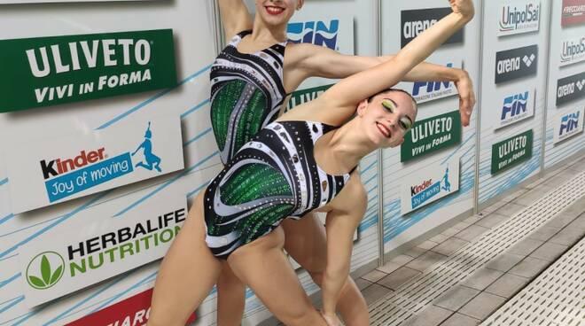 Riccione Rari Nantes Legnano Campionati Italiani Assoluti di nuoto sincronizzato