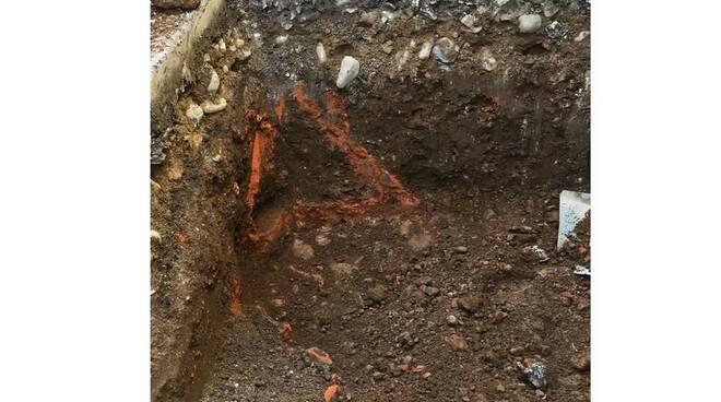 Ritrovamento archeologico Arconate tombe romane