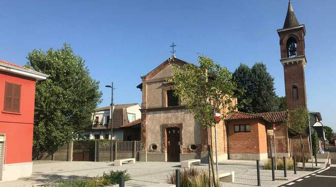 Chiesa della Ponzella Legnano