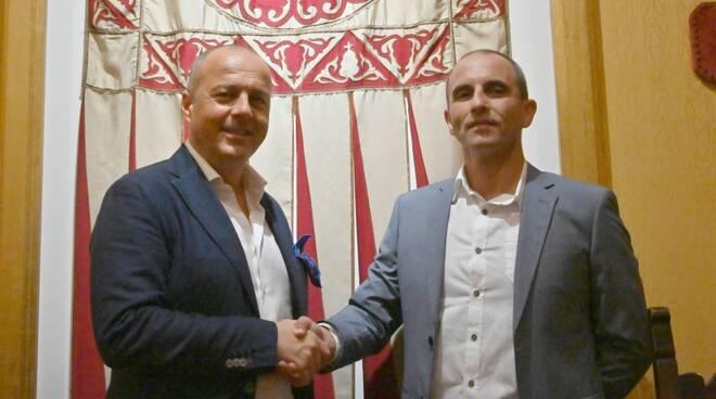 Contrada San Bernardino Legnano elezione nuova reggenza