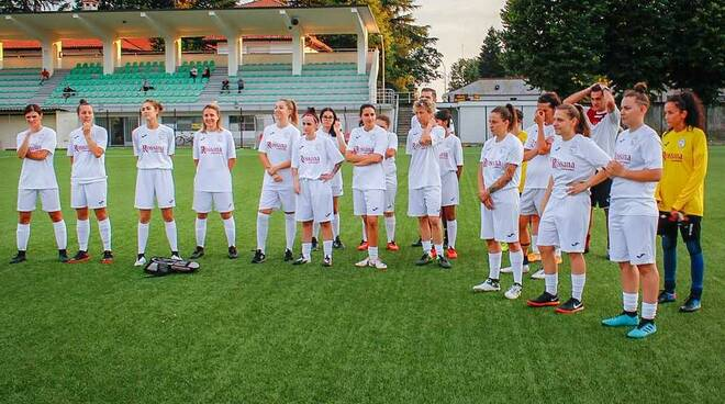 F.C. Parabiago calcio femminile Promozione