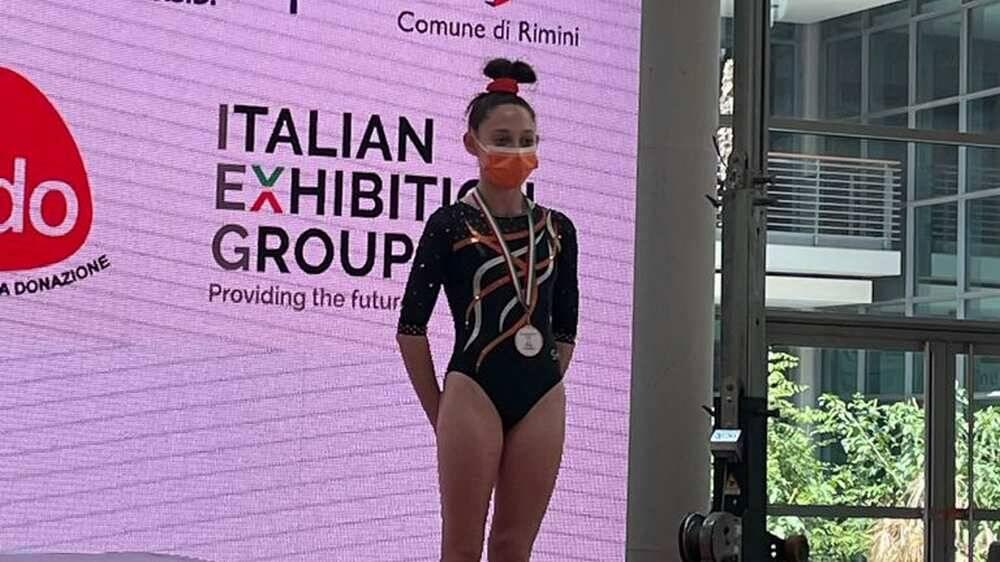 Ginnastica Artistica Sportpiù Castellanza Ginnastica in festa Rimini 2021