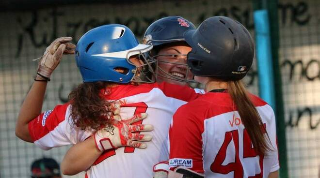 Legnano Softball-La Loggia Softball