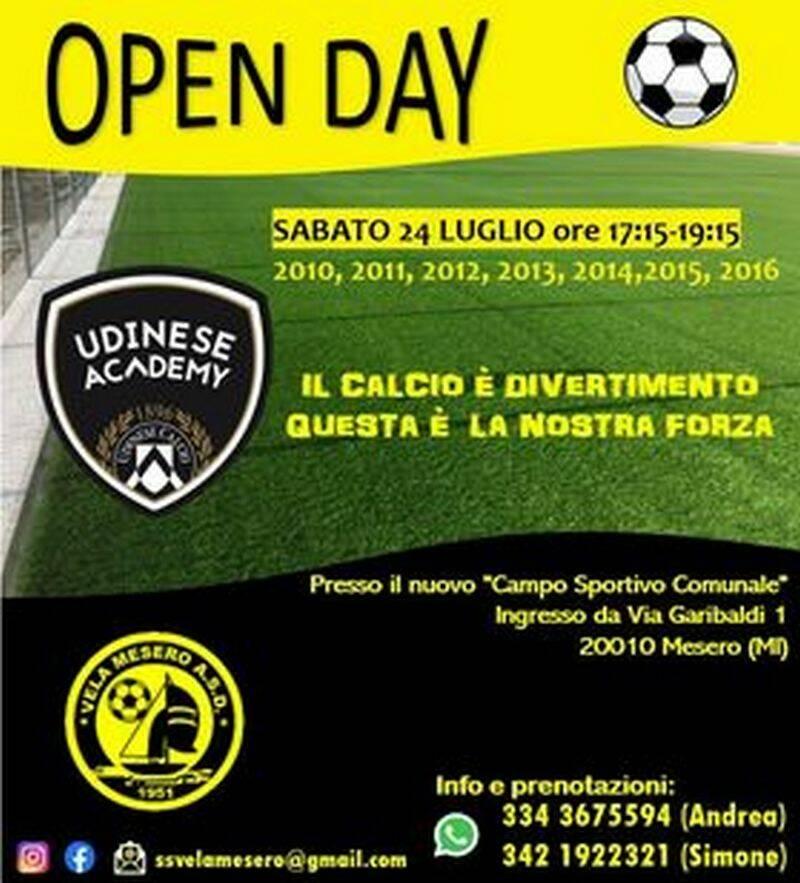 Open day Vela Mesero