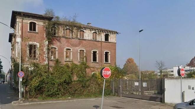 Palazzina ex Bernocchi Legnano