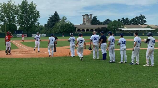Poviglio Baseball Legnano Baseball