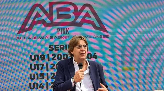 Presentazione ABA Pink PalaBorsani Castellanza