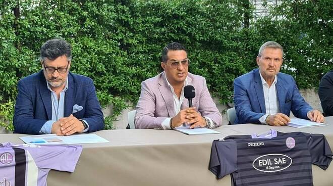 Presentazione dirigenti e tecnici A.C. Legnano
