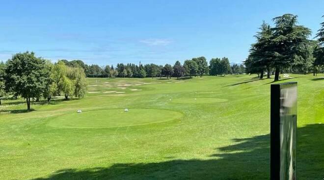 Tour Ferro 9 Golf Cup Le Robinie