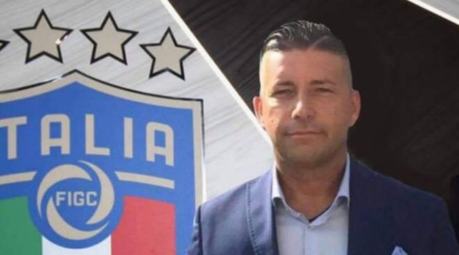 Vito Cera direttore sportivo A.C. Legnano