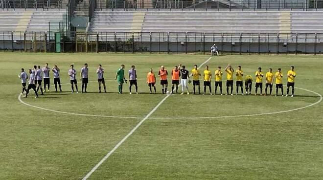 Amichevole Legnano-Club Milano 3-1
