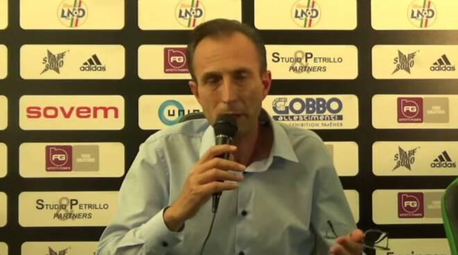 Conferenza stampa presentazione Castellanzese
