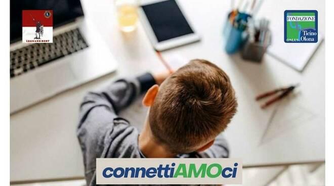 Connettiamoci Fondazione Ticino Olona Lions Club Legnano Host