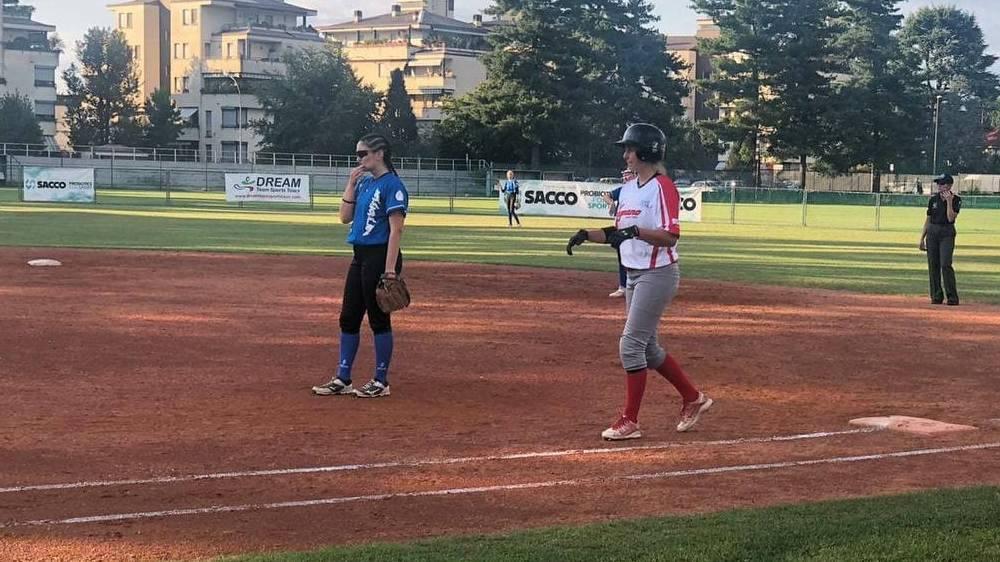Legnano Softball-Avigliana Rebels