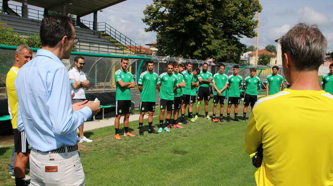 Raduno Castellanzese Serie D 2021/22