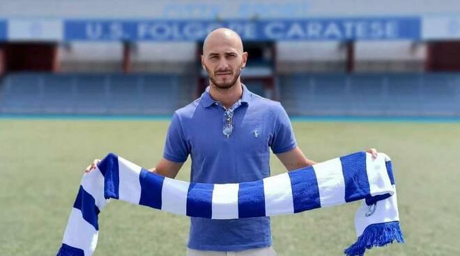 Riccardo Cocuzza Folgore Caratese