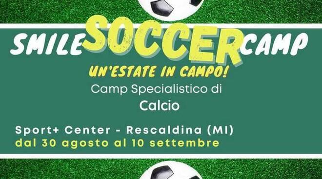 Smile Soccer Camp Rescaldina