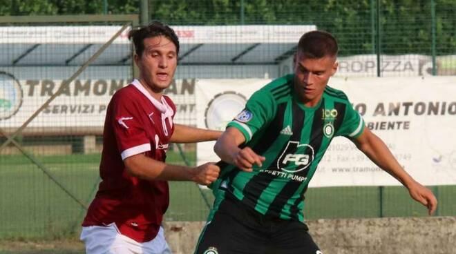 Vergiatese-Castellanzese 1-0