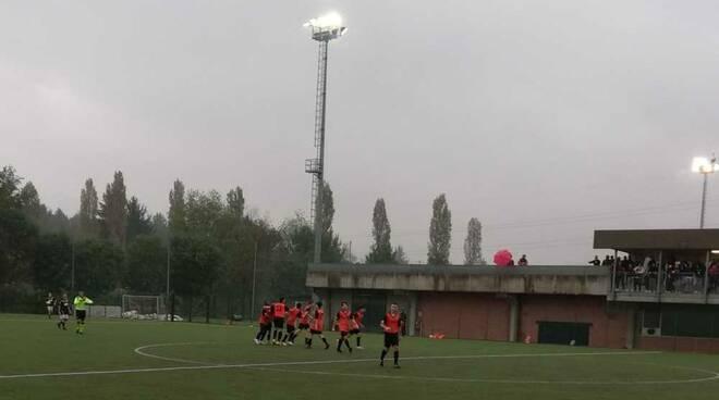 C.G.S.V.O. - Legnanese Calcio 1-2