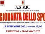 Giornata dello sport Rescaldina