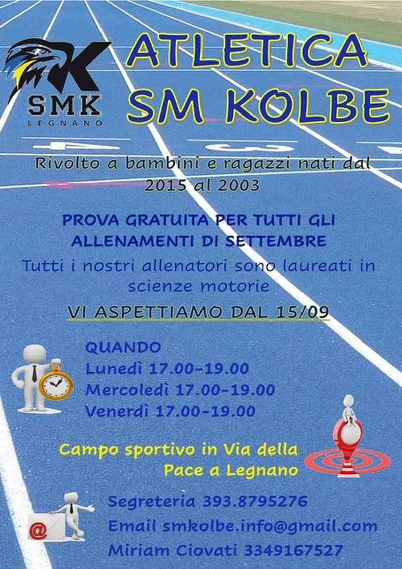 Kolbe Legnano Atletica