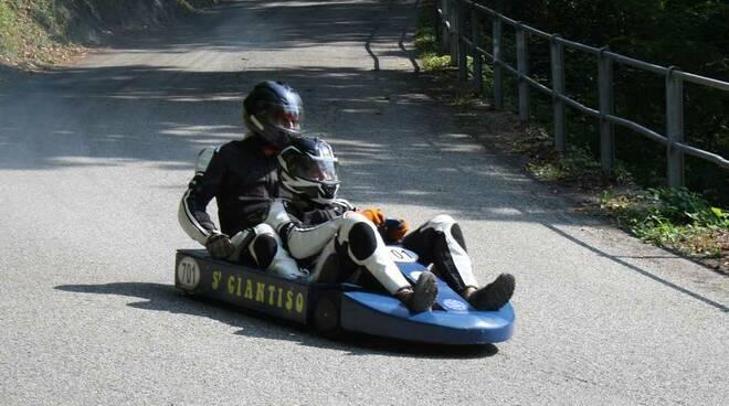 Speed Down Grantola