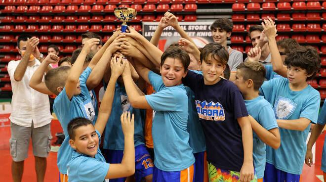 Torneo delle Contrade minibasket
