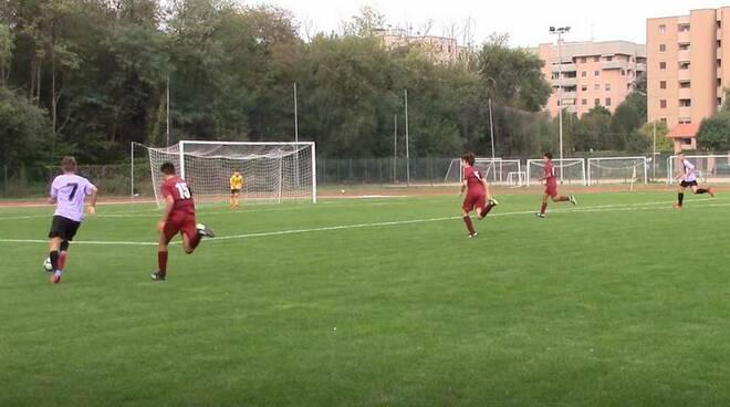 Calcio giovanile 2008 Legnano Parabiago