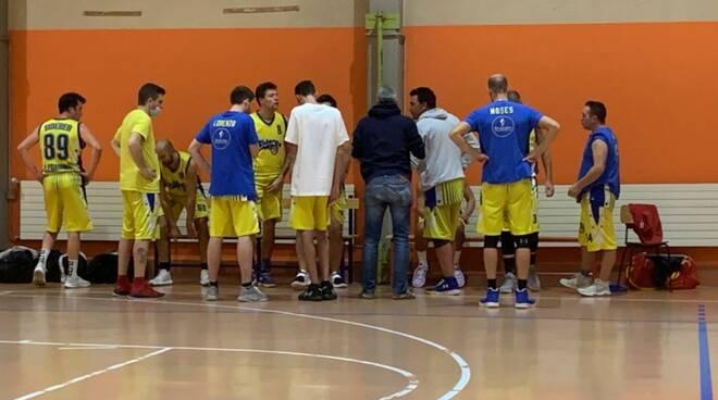 BASKET SECOND LEAGUE UISP Siderea Basket Legnano beffata in trasferta