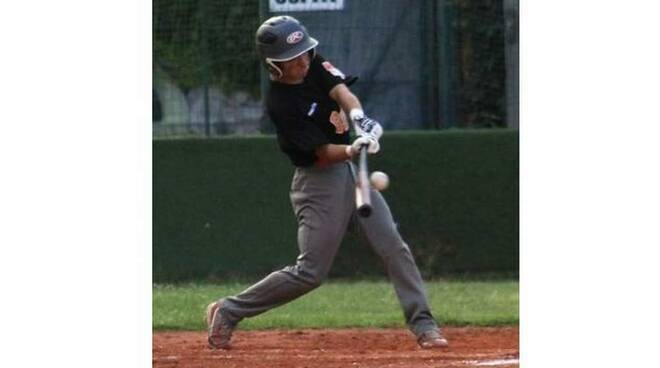 Federico Procopio Bulls Rescaldina Baseball