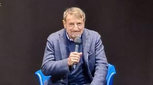 Giacomo Poretti presentazione romanzo