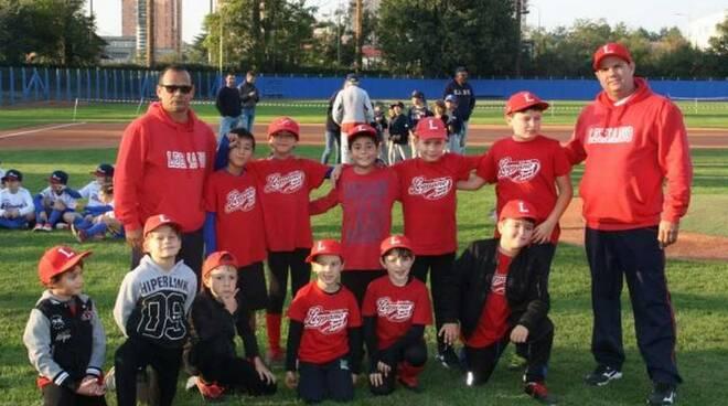 Legnano Baseball minibaseball