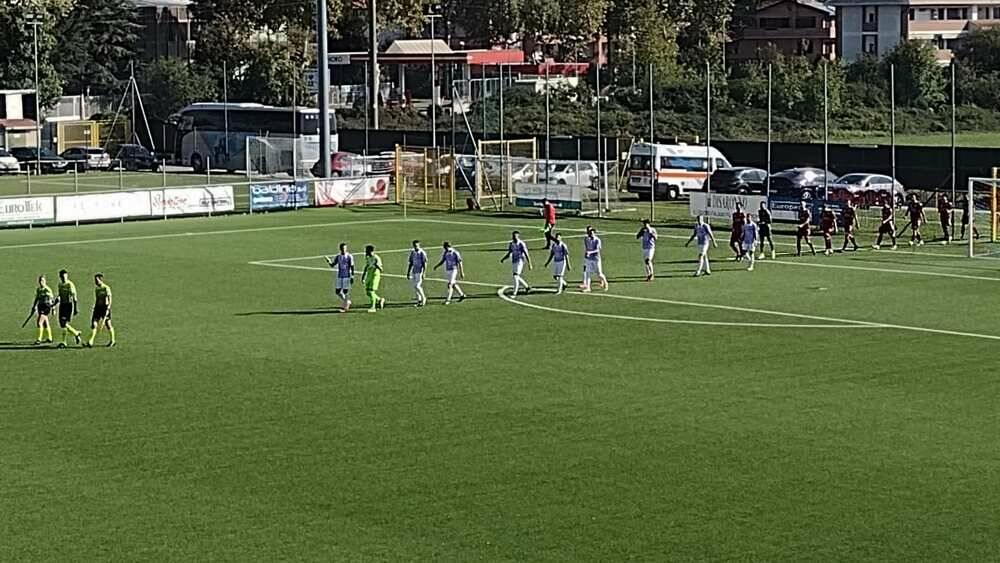 Legnano-Breno 0-4