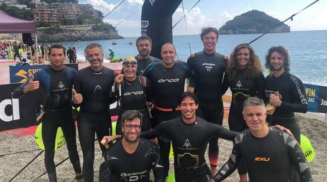 Nuotatori del Carroccio Open Water