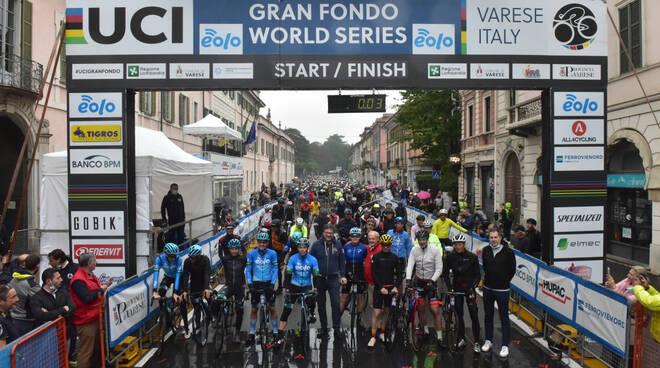 quinta edizione nella Gran Fondo Tre Valli Varesine