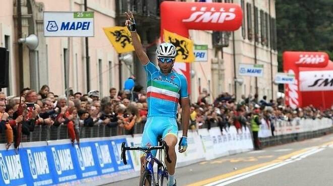 Vincenzo Nibali Tre Valli Varesine 2015