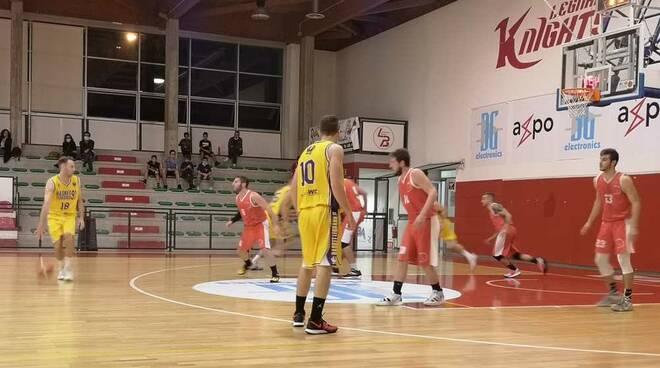 Wiz Basket Legnano - Ardens Sedriano