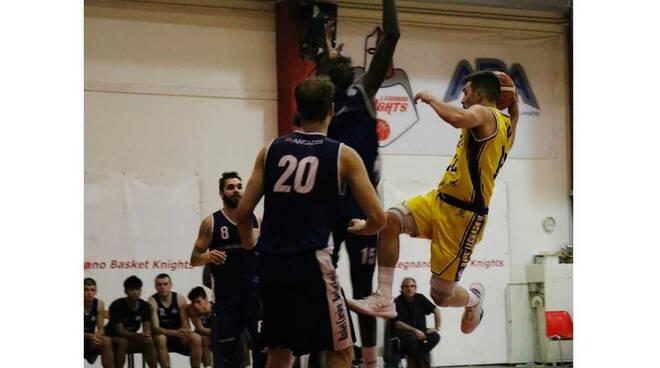 WIZ Legnano '91 - Corsico 65 - 59